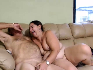 Cougar tearing up with youthfull fellow cougar youthfull b ne