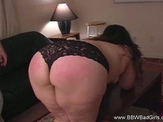 Bondage & discipline Discipline For plumper fledgling wifey For superb Learning