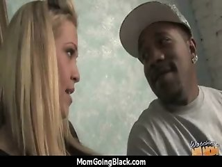 Hot Milf takes on 12 inch Huge Monster Black Cock 23