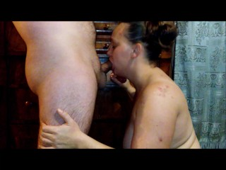 Wifey WITH huge udders double penetration biotch instructing