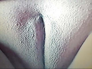 granny's monster shaved pussy