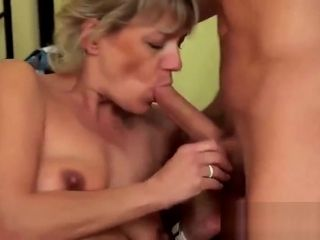 Cougar GETS drilled IN guest room BY HIM !!
