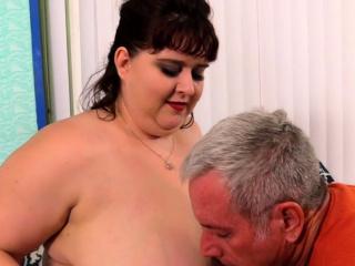 Drilling fat bra-stuffers bbw Shanelle Savage