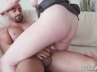 Do The Wife Plowing Blonde Wives While Their Cuckolds Watch Compilation 3
