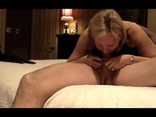 wife from Sexdatemilf.com giving a fantastic 69 mouth creampie
