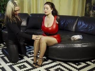 Slave female dom