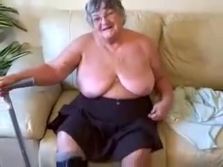 Horny Amateur record with POV, Grannies scenes
