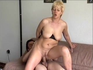 Crazy Amateur record with Big Tits, Grannies scenes