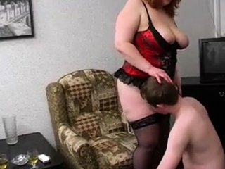 Xxx with mature plus-size