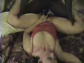 Wife has good interracial sex