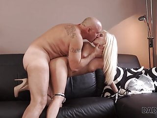 DADDY4K. Nosey blondie wished to attempt orgy with expert..