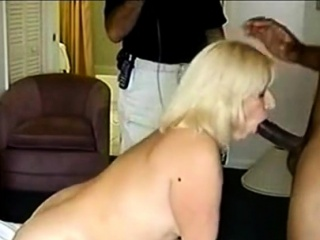 Liking a mature wifey, sans a condom