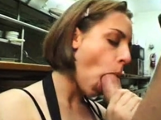 Super-naughty cougar point of view fellatio