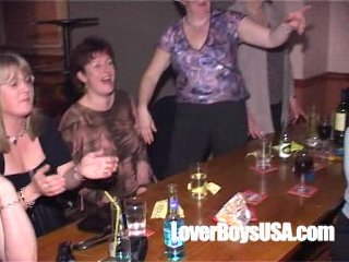 Young Amateurs & Mom's wild at private party