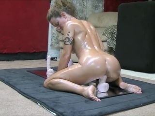 262we blistering hot get hitched rides 3 dildos stranger tiniest t