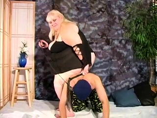 Combine of female dom movies by female dom Academy