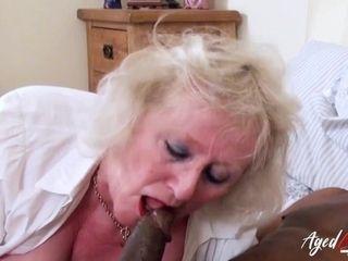 AgedLovE 3 Matures Tastes gonzo ebony Cock|4::Blowjob,16::Mature,24::Interracial,38::HD,49::BBW