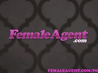 FemaleAgent. MILF makes a French connection in a beautiful casting