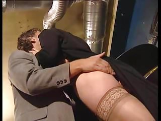 Elder statesman matured Saggy confidential Elodie Assfucked Stockings