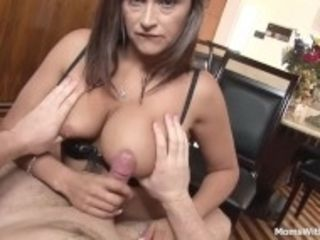 """Giving My MILF Neighbour The Facial Cumshot"""