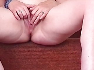 rubbing my pussy and getting wet on the stairs