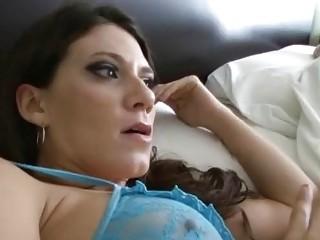 son seduce curvy stepmom