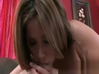 Molten brown-haired bitch Rio Lee inhales rock hard spunk-pump