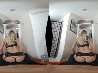 MilfVR - fresh Rear's Resolution ft. Kenzie Taylor