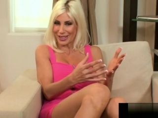 Chesty Swedish beauty, Puma Swede Plays coochie display & Tell!