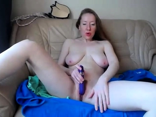Lean inexperienced mother playthings unshaved cooter
