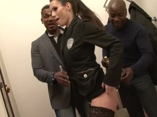 B-day soiree turns in unexperienced romp with bitches taking spunk-pump in the rump
