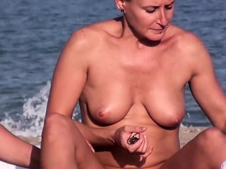 Super-hot Latina naturist Beach hidden cam thick breasts Amateurs flick