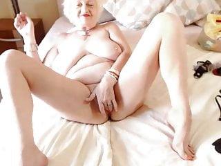 Lovely super-naughty grandmother