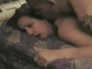 Amateur wife cheating in a hotel room
