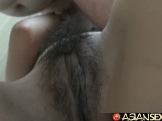 Japanese bang-out Diary - hefty milky lollipop penetrates Filipina stunner in motel apartment