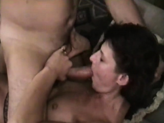 Cougar likes when he jizzes inwards her
