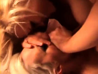 Euro hooker eating snatch with girly-girl unexperienced