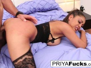 Priya Rai in sweetie Priya smashes Her buddy Until He droplets A large stream - PriyaRai
