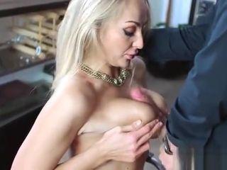 Giant rigid-on boy rigid pound On webcam A Mature gal (kayla green) video-17