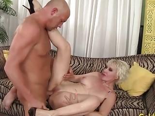 Golden Slut  Insatiable Grandma Dalny Marga Compilation Part 1