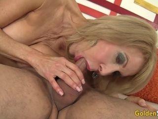 Mature Erica Lauren sideways hook-up sesh