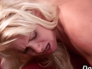 Do The Wife  Plowing Blonde Wives While Their Cuckolds Watch Compilation 1