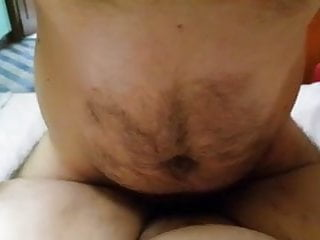 Wifey and hubby inexperienced homemade