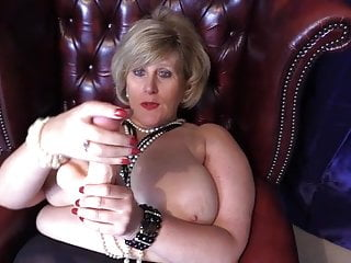 English big-titted Gilf taunting firm dinky in britain