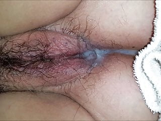 Mature mammary internal ejaculation