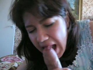 Mature wifey bj's pipe