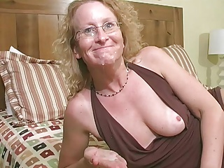 mature blond mmf