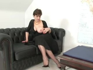 LADY SONIA Cock teasing Bitch