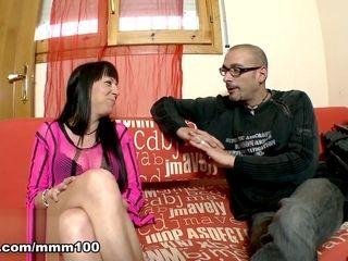 Jakeline Dove in movie conversation pornography With Jakeline Dove - MMM100