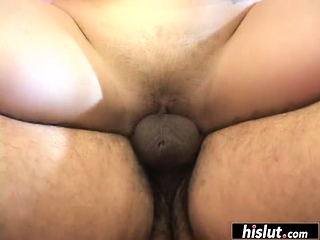 Diamond needs more than one cock to be